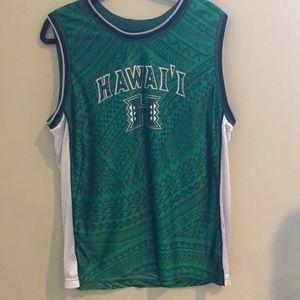 Other - University of Hawaii basketball jersey
